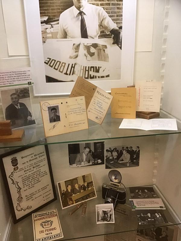 75 jaar Eendrachtbode expositie (3)